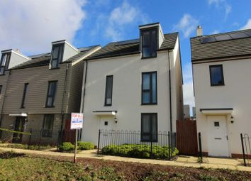 Thumbnail 4 bed detached house for sale in Crucible Way, Cinderford