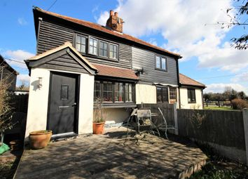 Thumbnail 3 bed semi-detached house for sale in Mores Lane, Pilgrims Hatch, Brentwood
