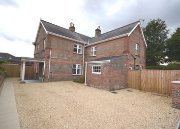 Thumbnail 4 bed detached house for sale in Bridport Road, Dorchester