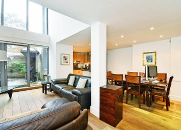 Thumbnail 3 bed flat for sale in Cubitt Street, King's Cross