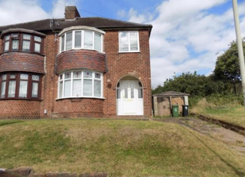 Thumbnail 3 bedroom semi-detached house to rent in Summerfield Road, Dudley