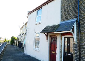 Thumbnail 2 bed end terrace house for sale in Bowling Green Terrace, Dover, Kent