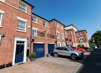 Cadman Place, Old Meadow, Shrewsbury SY2. 4 bed town house for sale
