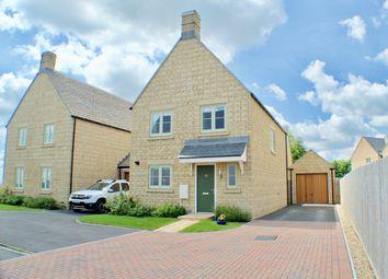 Thumbnail 4 bed detached house for sale in Merlin Close, Upper Rissington, Cheltenham