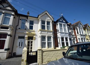 Thumbnail 4 bed terraced house for sale in Oriel Road, Portsmouth