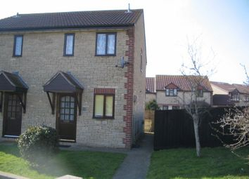 Thumbnail 2 bed semi-detached house to rent in Hillingdon Court, Yeovil