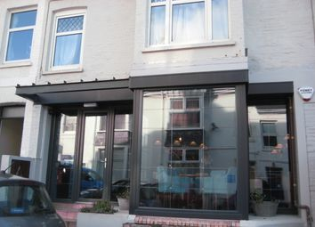 Thumbnail Restaurant/cafe for sale in 5 Cheltenham Place, Newquay