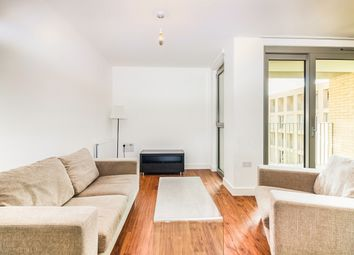 Thumbnail 1 bed flat to rent in Waterside Park, Parkside Court, Royal Docks