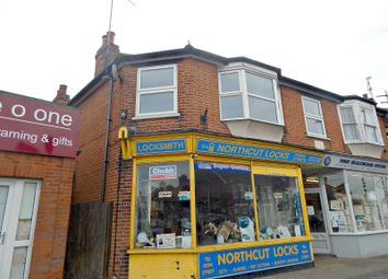 Thumbnail 2 bed flat to rent in High Road West, Felixstowe