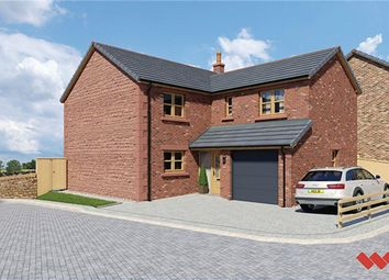 Thumbnail 4 bedroom detached house for sale in Maiden Way Close, Melmerby, Penrith, Cumbria