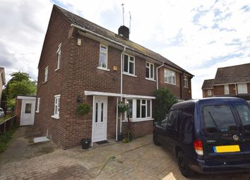 Thumbnail 3 bed semi-detached house for sale in Crouch Road, Chadwell St Mary, Essex