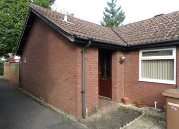 Thumbnail 1 bedroom bungalow for sale in Cardinals Gate, Peterborough, Cambridgeshire