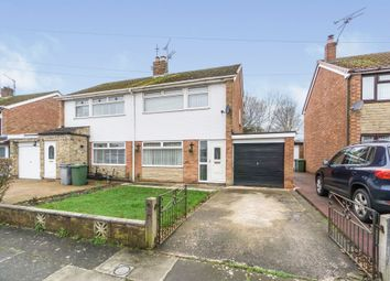 3 bed semi-detached house for sale in Sutherland Drive, Bromborough, Wirral CH62