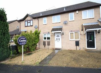 Thumbnail 2 bed terraced house for sale in Bramwell Close, Swindon