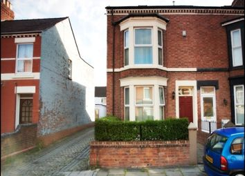 Thumbnail 1 bed flat to rent in Gladstone Road, Chester