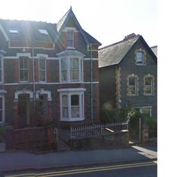 Thumbnail 1 bed flat to rent in Penglais Road, Aberystwyth