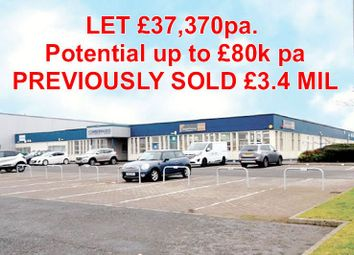 Thumbnail Commercial property for sale in 3, Wardpark Road, Cumbernauld Business Park G673Jz