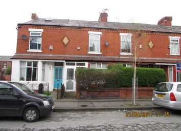 Thumbnail 2 bedroom terraced house to rent in Dorset Rd, Manchester