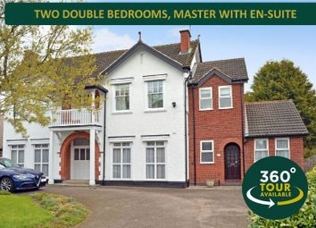 Thumbnail 2 bed flat for sale in White House Court, Evington, Leicester