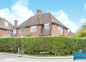 Thumbnail 4 bed semi-detached house for sale in Harford Walk, Hampstead Garden Suburb, London