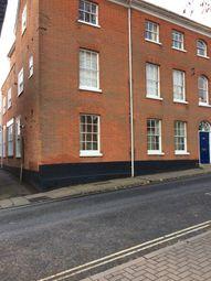 Thumbnail 1 bedroom flat to rent in New Street, Woodbridge