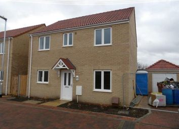 Thumbnail 4 bed detached house for sale in Rosewood Close, Whittlesey, Peterborough, Cambridgeshire