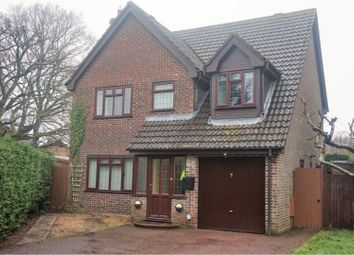 Thumbnail 4 bed detached house for sale in Forest Edge Road, Wareham