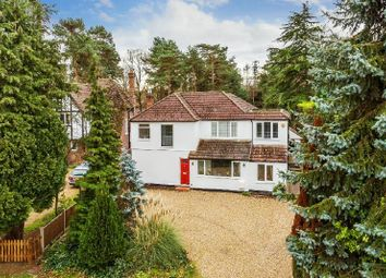 Thumbnail 6 bed detached house for sale in The Riding, Woking