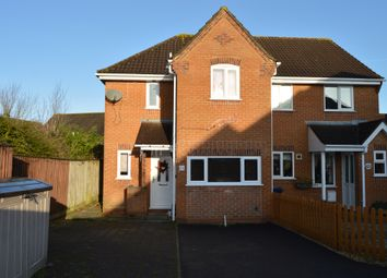 Thumbnail 3 bed semi-detached house for sale in Cloverfields, Gillingham