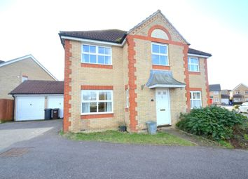 Thumbnail 4 bedroom detached house to rent in White Caville, Haverhill