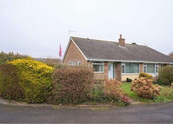Thumbnail 2 bed semi-detached bungalow for sale in Sopwith Crescent, Wimborne