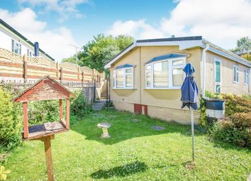 Thumbnail 2 bed mobile/park home for sale in Quarr Lane Park, Quarr Lane, Sherborne