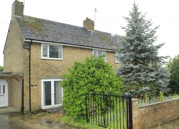 Thumbnail 3 bed semi-detached house for sale in Wickham Avenue, Boston Spa, Wetherby