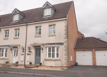 Thumbnail 4 bed town house for sale in Porth Y Gar, Llanelli