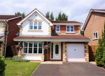 Thumbnail 4 bed detached house for sale in Granville Drive, Houghton Le Spring