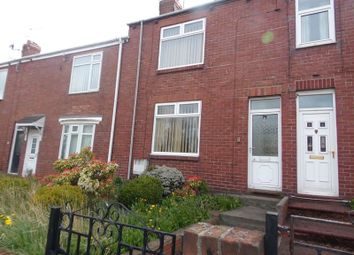 Thumbnail 2 bed terraced house for sale in Westford Road, Choppington