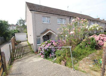 Thumbnail 3 bedroom end terrace house for sale in Usk Road, Tilehurst, Reading