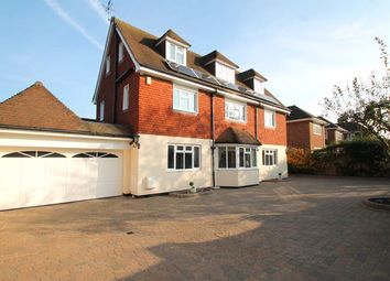 Thumbnail 5 bed detached house for sale in Godwyn Road, Folkestone