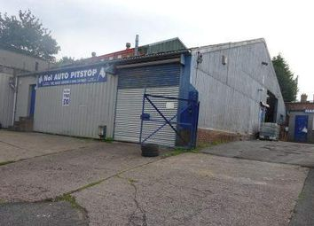 Thumbnail Warehouse for sale in Dudley, West Midlands