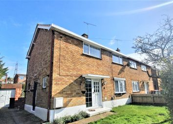 Thumbnail 3 bed semi-detached house to rent in Graham Road, Dunstable