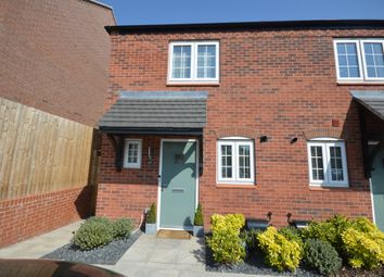 2 bed end terrace house for sale in Redwood Close, Tidbury Green, Solihull B90