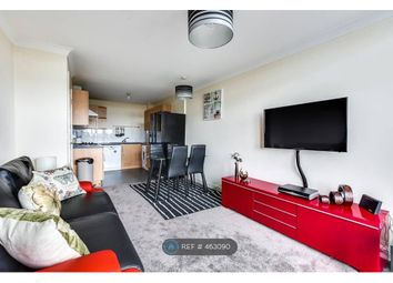 Thumbnail 1 bed flat to rent in Twelvetree Crescent, London