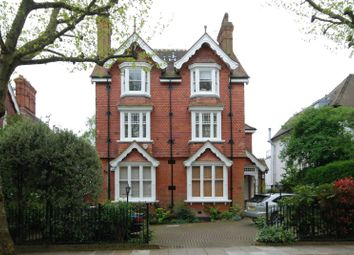 Thumbnail 3 bed flat to rent in Ferncroft Avenue, Hampstead