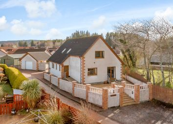 Thumbnail 4 bed detached house for sale in Culbokie, Dingwall, Ross-Shire
