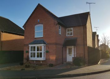 Thumbnail 3 bed detached house for sale in Ryton Way, Hilton, Derby
