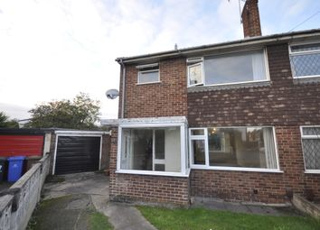 Thumbnail 3 bedroom semi-detached house to rent in Avon Street, Alvaston, Derby