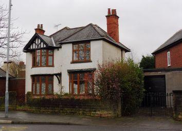 Thumbnail 3 bed detached house for sale in Main Road, Jacksdale, Nottingham, Nottinghamshire