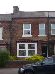 Thumbnail 4 bed terraced house to rent in Marlcliffe Road, Hillsborough