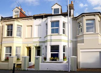 Thumbnail 4 bedroom terraced house for sale in Clifton Road, Worthing, West Sussex