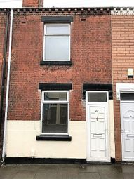 Thumbnail 2 bedroom terraced house to rent in Lewis Street, Stoke-On-Trent, Staffordshire
